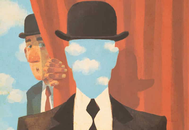 Magritte: la realtà è un'immagine, non una risposta
