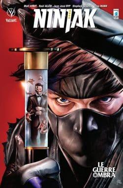 Le guerre ombra: Ninjak contro i Sette_Recensioni