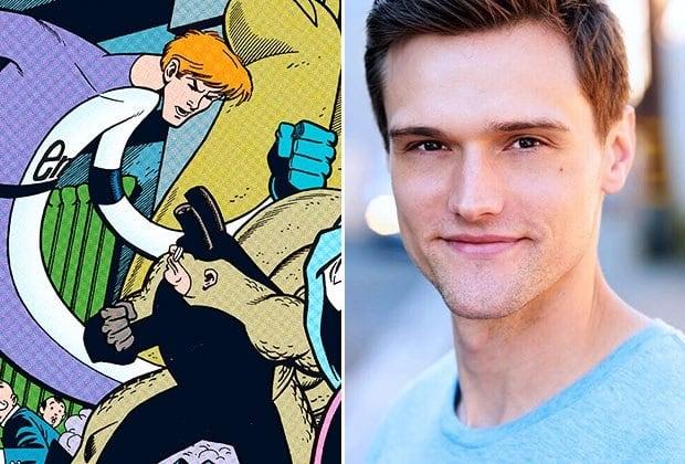 The Flash: Hartley Sawyer è Elongated Man