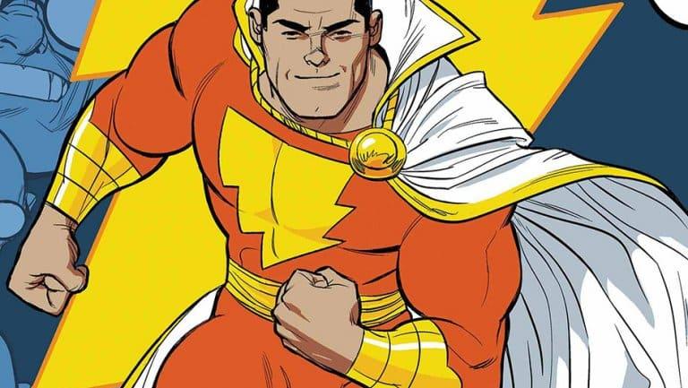 Shazam! sarà il prossimo film DC Comics a entrare in produzione