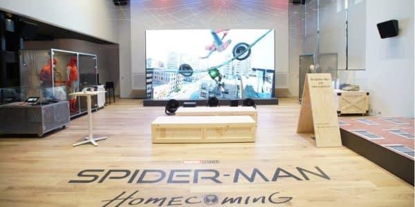 Spider-Man e Valerian, promozioni a confronto