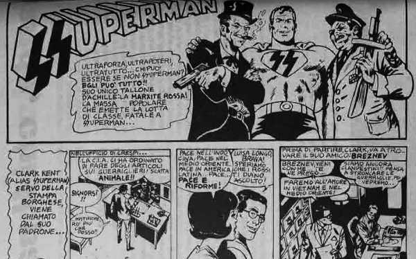 La Grande realtà immaginaria, fra supereroi e culture comunitarie