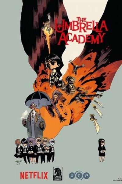 The Umbrella Academy: in arrivo la serie tv Netflix