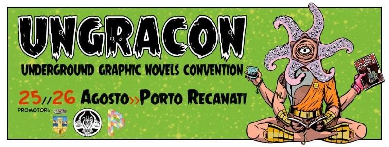 Ungracon: il fumetto indipendente a Porto Recanati