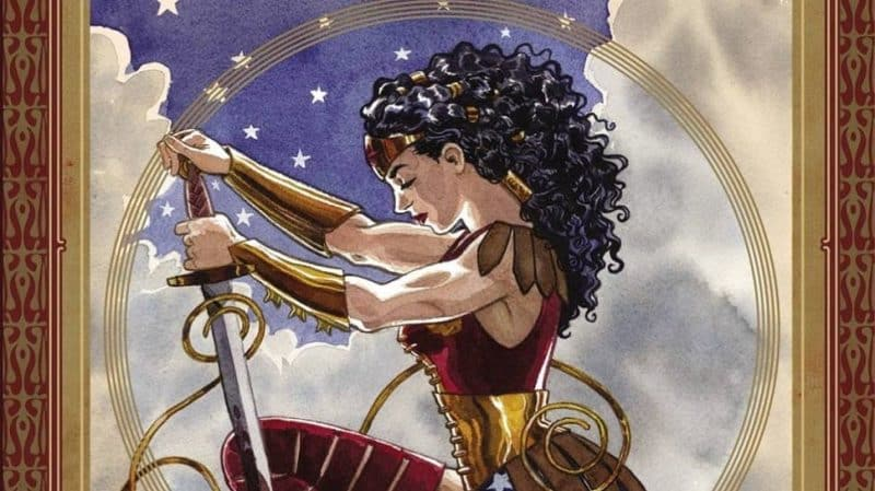 Wonder Woman: L'Amazzone (Thompson)