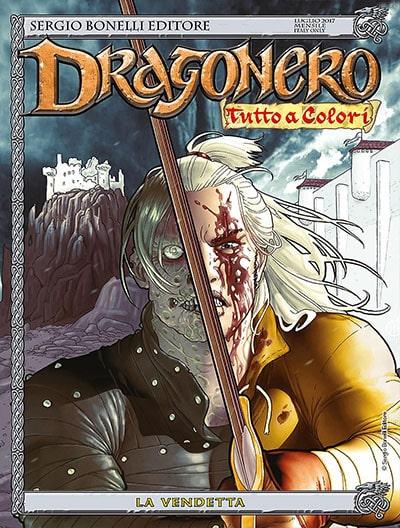 Dragonero #50: gli spettri del rimorso nel passato di Ian_Recensioni