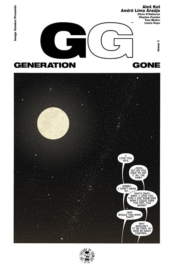 Generation-Gone-1_First Issue