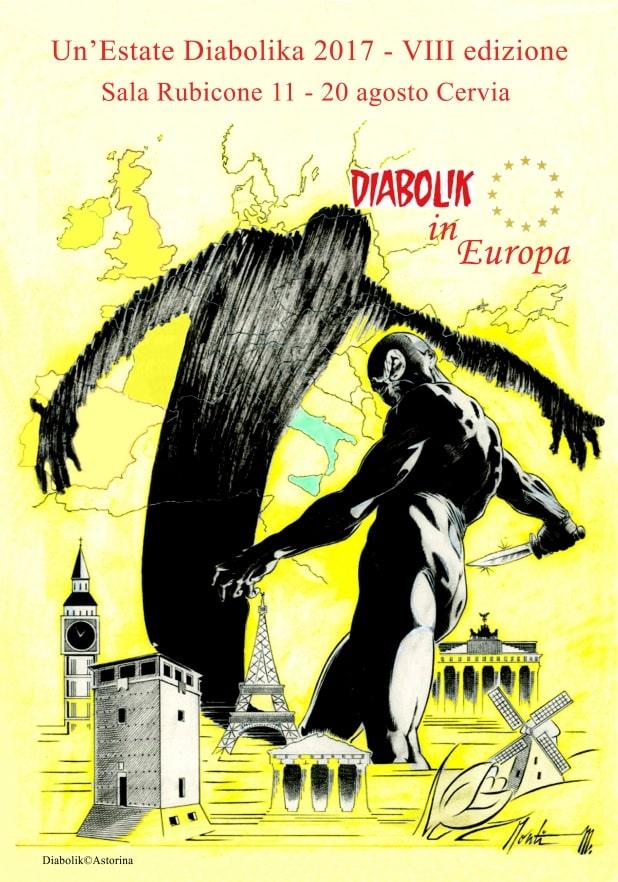 Inaugurazione dell'VIII edizione di Un'Estate Diabolika