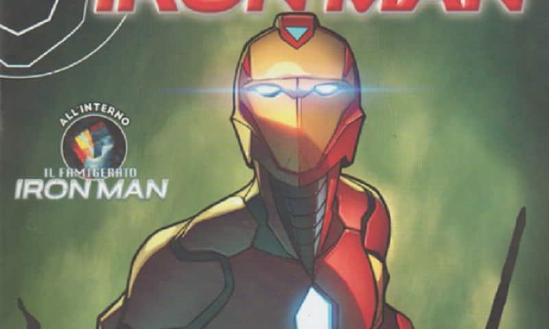 Invincibile Iron Man #3 (52) (Bendis, Caselli, Maleev)