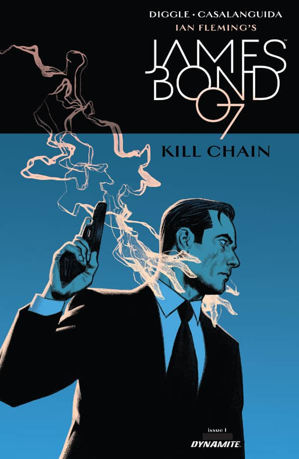 James-Bond-Kill-Chain-1_First Issue