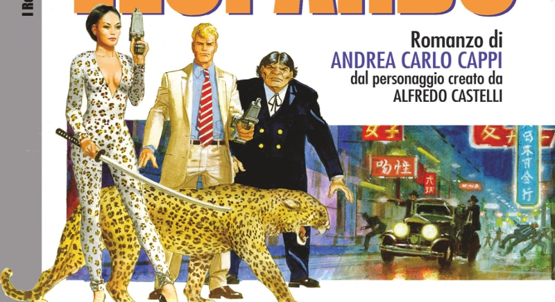 Sergio Bonelli Editore presenta La Donna Leopardo