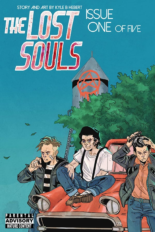 Lost-Souls-1_First Issue