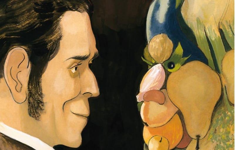 In Edicola il quarto albo di Mercurio Loi: Il cuoco mascherato