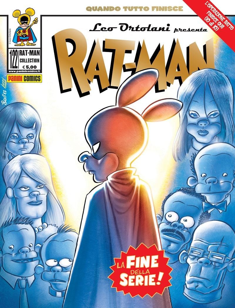 Si conclude Rat-Man, la serie a fumetti di Leo Ortolani