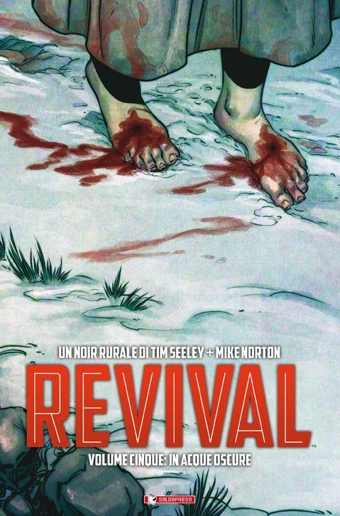 Disponibile il quinto volume di Revival di Seeley-Norton