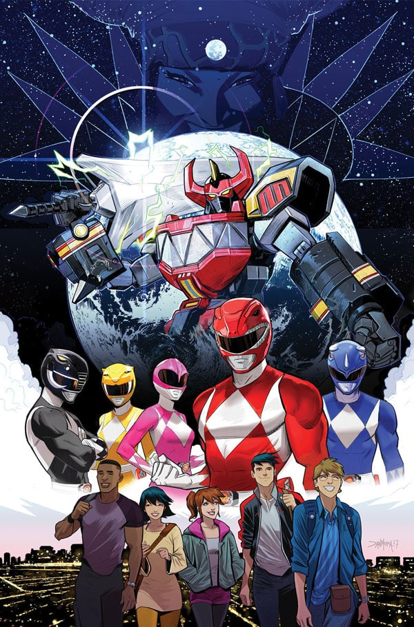Saban's Go Power Rangers 1
