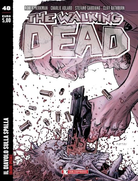 The Walking Dead: disponibile il numero 48 della serie