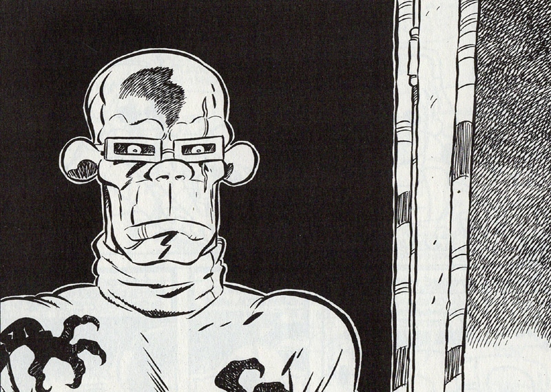The Rat-Man's Countdown #9: Valker (e Arcibaldo)
