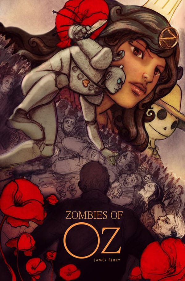Zombies of Oz 1