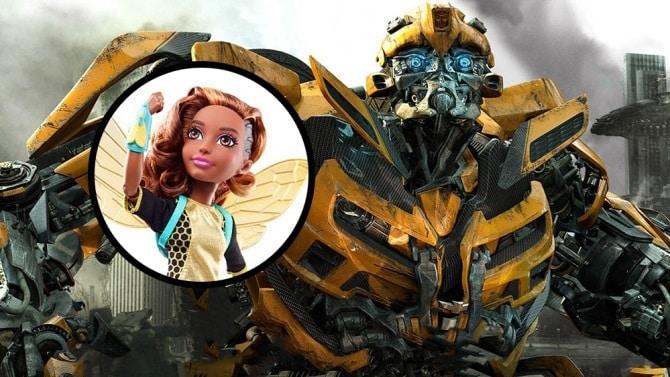La Hasbro fa causa alla DC Comics per il nome Bumblebee
