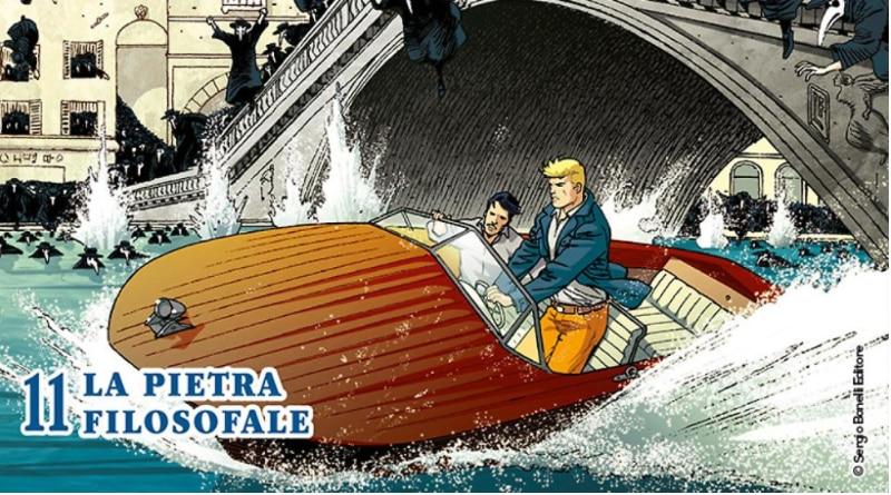 Martin Mystère sbarca a Venezia