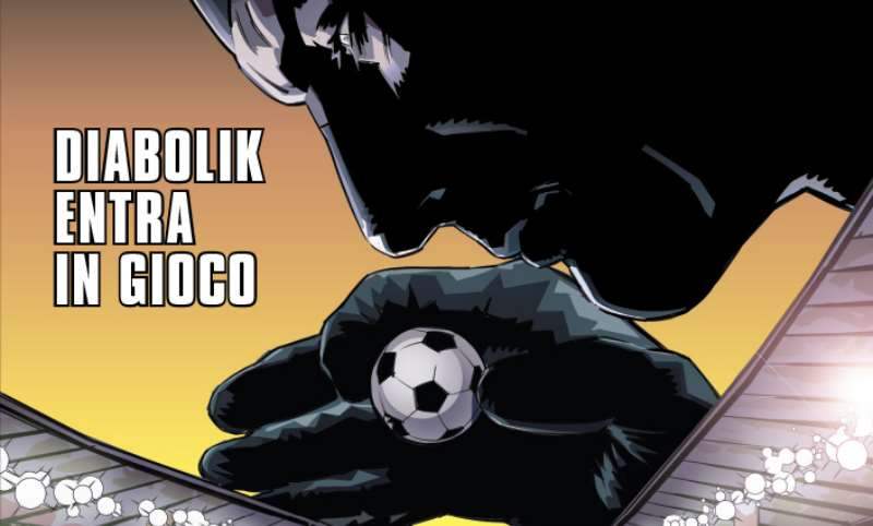 Diabolik contro il calcioscommesse