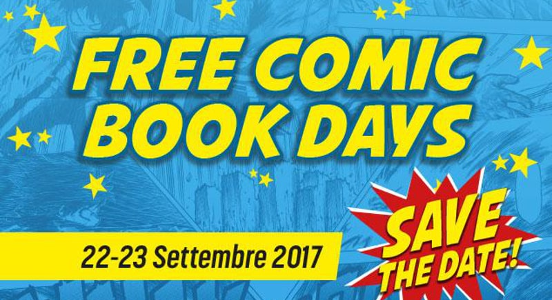 In arrivo i Free Comic Book Days di Star Comics