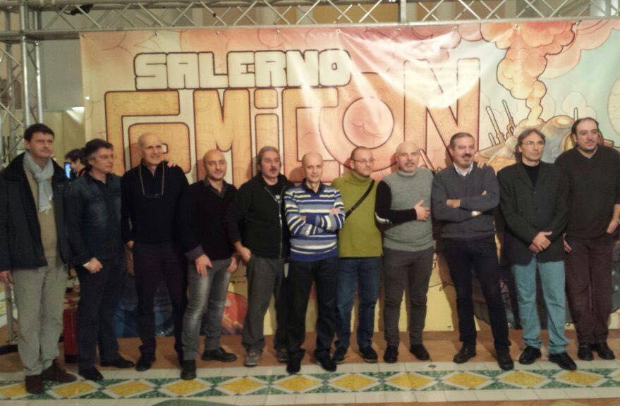 Trumoon al premio Fabula e al Fantaexpo