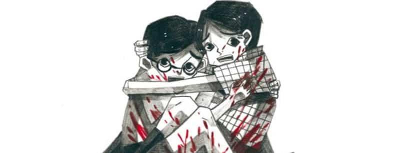 E' disponibile Aiuto! Fratelli di Isaak Friedl e Yi Yang