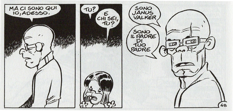 The Rat-Man's Countdown #9: Valker (e Arcibaldo)