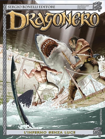 Dragonero #51 – L'Inferno senza luce (Enoch, Porcaro)_BreVisioni