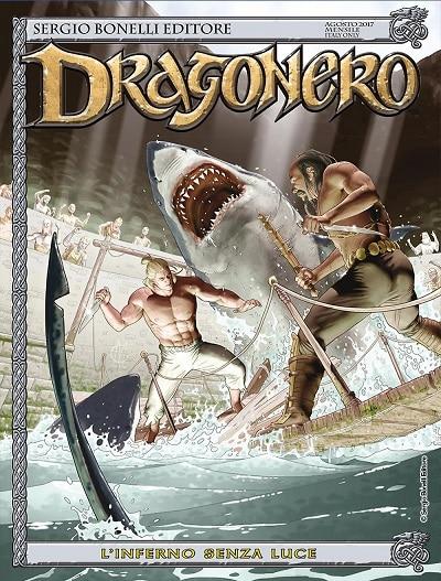 Dragonero #51 – L'Inferno senza luce (Enoch, Porcaro)