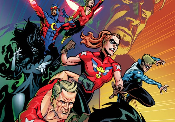 Archie Comics lancia The Mighty Crusaders, nuovo team di supereroi