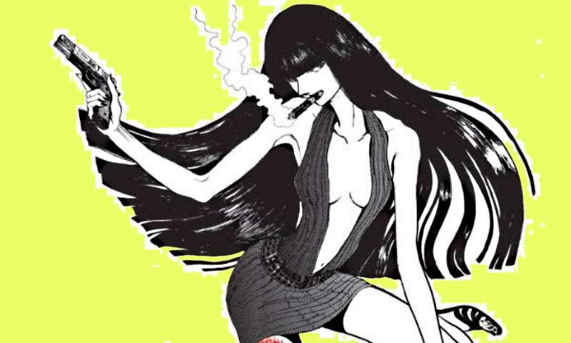 Ryuko: il manga indipendente di Eldo Yoshimizu per Bao