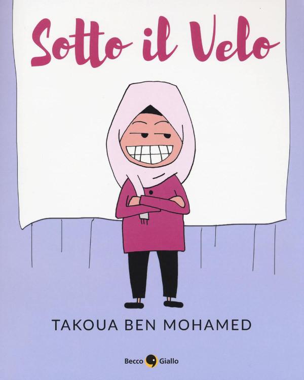 Takoua Ben Mohamed: fumetti sotto il velo