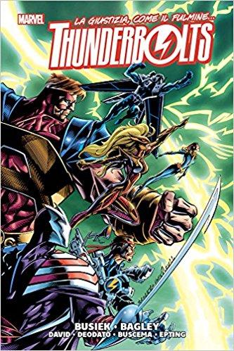 Thunderbolts: colpo di fulmine tra giustizia e criminali?