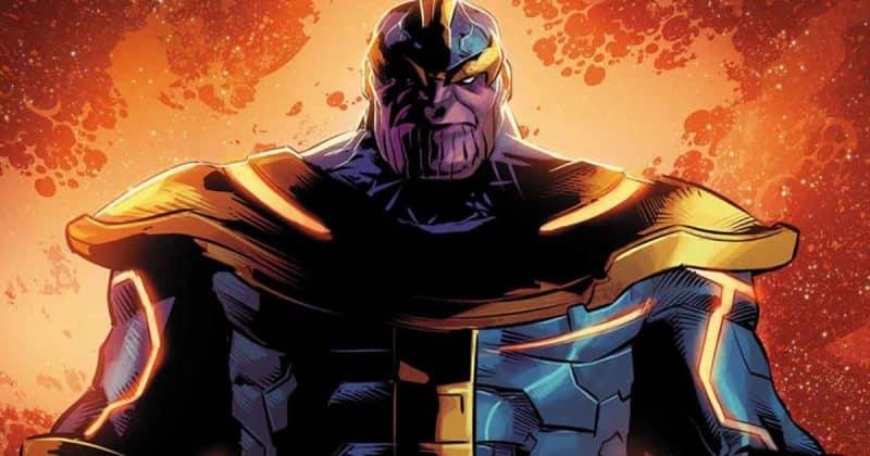 """Thanos e Thane: """"ce ripigliamm tutt' chell che è o nuost"""""""