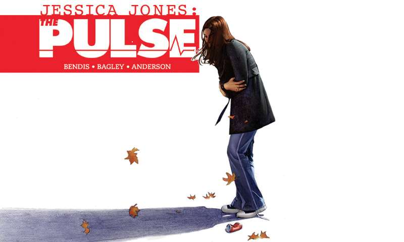 Jessica Jones – The Pulse vol.1 (Bendis, Bagley, Anderson)