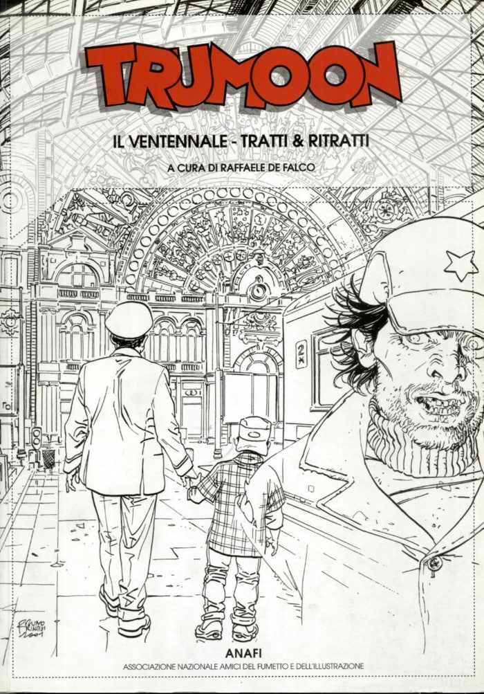 Ritorna  Trumoon, la rivista a fumetti degli anni '80
