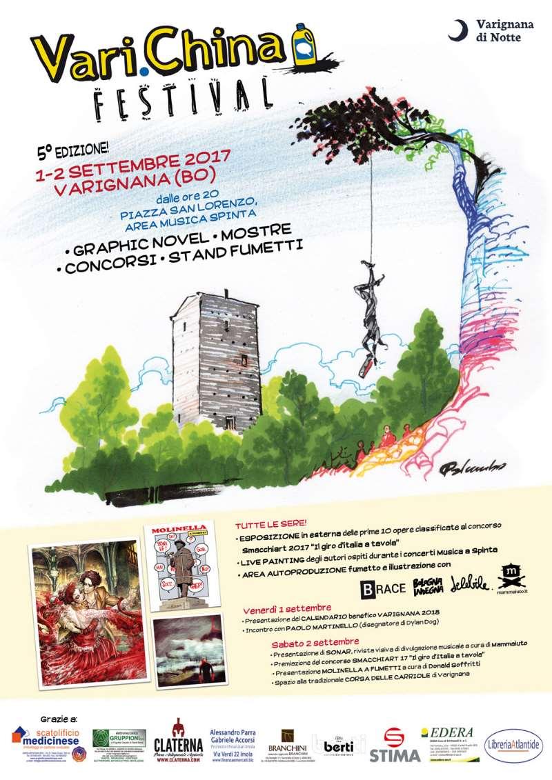 Vari.china Festival 2017, ospite Paolo Martinello
