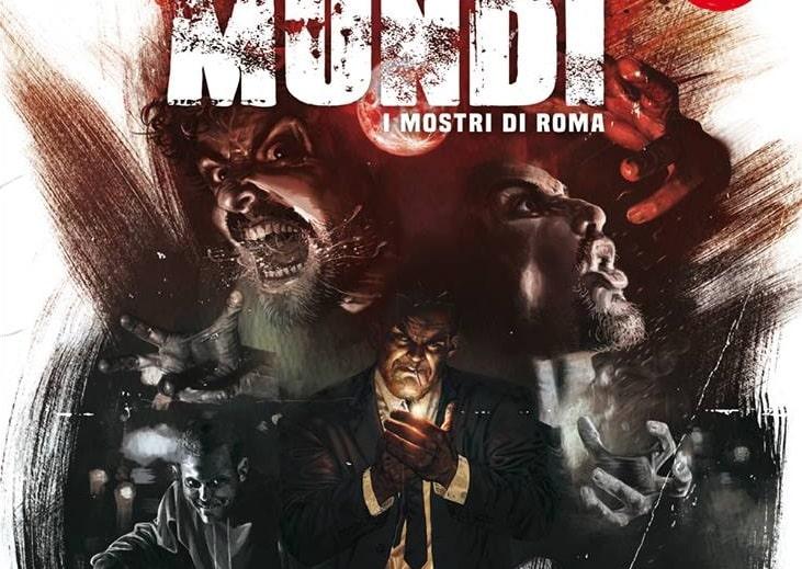 Anteprima: Caput Mundi #1 – I Lupi di Roma (Monteleone, Sicchio, Bruno)