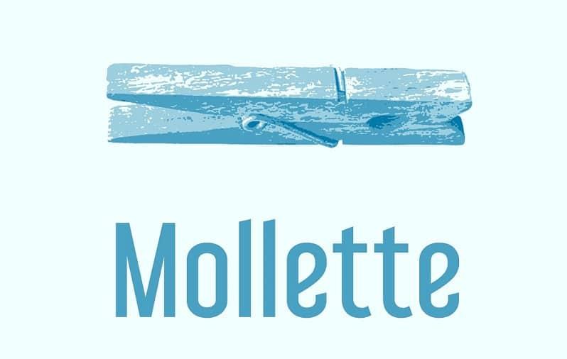 """Lo Spazio Bianco presenta: """"Mollette"""" di Raimondi/Bartallahassee"""