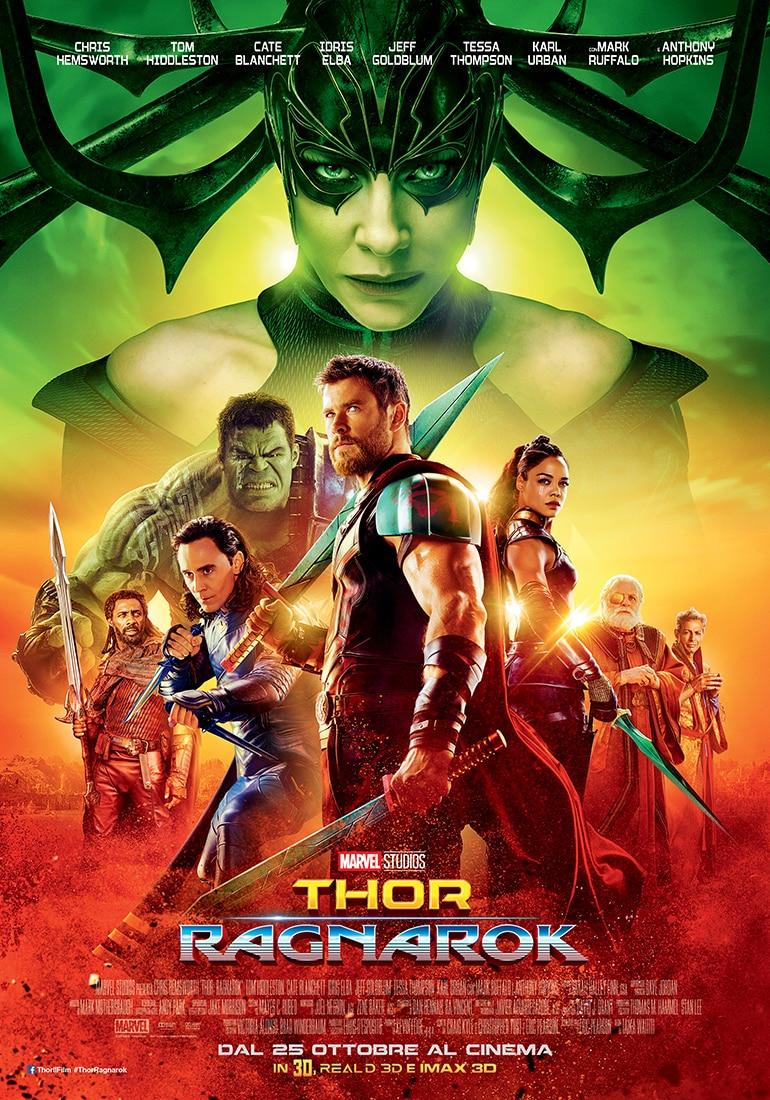 Thor: Ragnarok - Aperte le prevendite del nuovo film Marvel_Notizie