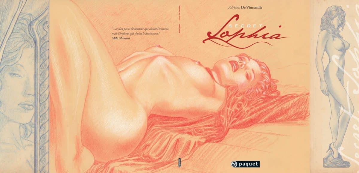 Edizioni Inkiostro pubblica Secret Sophia di De Vincentiis