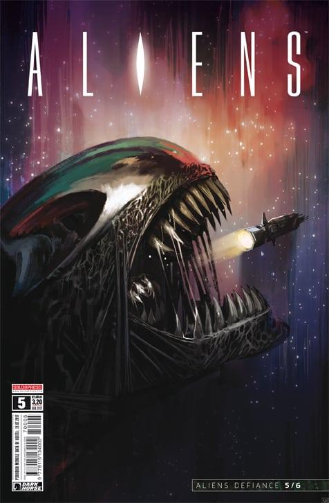 E' in edicola il quinto numero del mensile Aliens