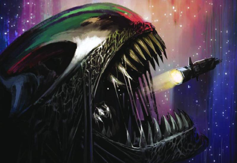 Aliens #5 (Wood, Thompson, Brescini)