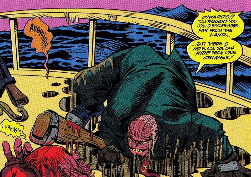 All Time Comics: la Fantagraphics nella terra dei supereroi_Approfondimenti