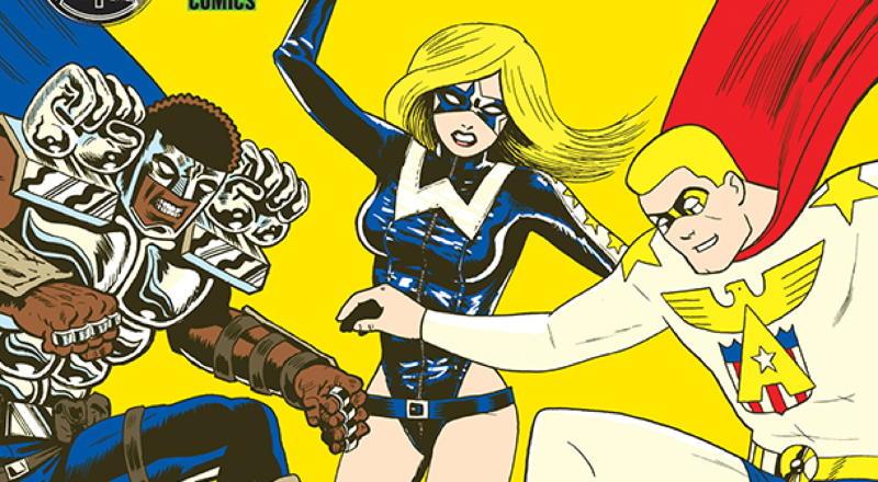 All Time Comics: la Fantagraphics nella terra dei supereroi