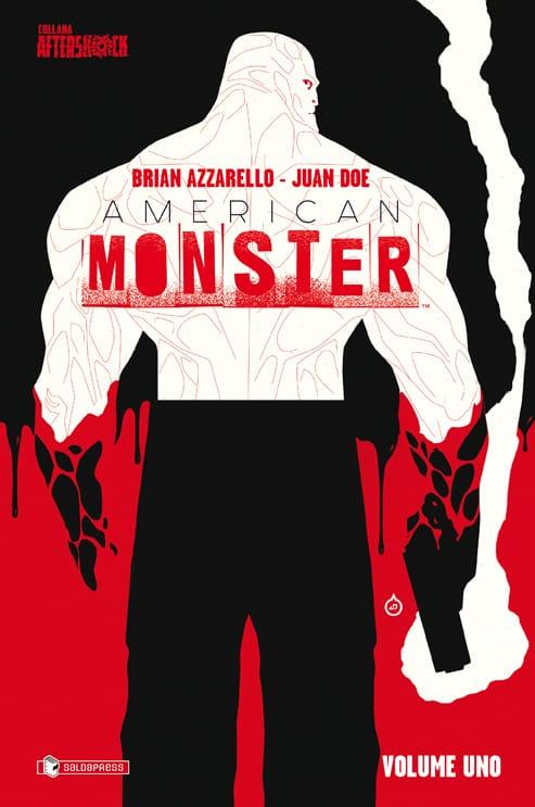 American Monster: primo titolo targato AfterShock Comics_Notizie