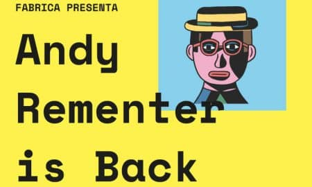 Andy Rementer is back comunicato
